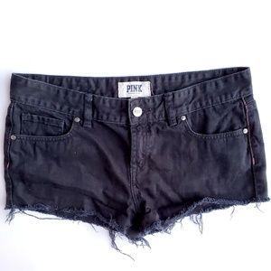 PINK VS Cutt-Off Denim Shorts